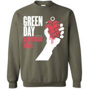 Green Day Sweater