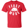 Feast Mode Shirt - Red - Shipping Worldwide - NINONINE