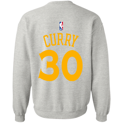 Stephen Curry 30 Sweater - Ash - Shipping Worldwide - NINONINE