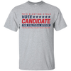 Can You Wear A Candidate Shirt To Vote - Sport Grey - Shipping Worldwide - NINONINE