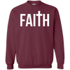 Faith Sweater - Maroon - Shipping Worldwide - NINONINE