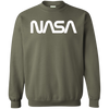 Vans Nasa Sweater - Military Green - Shipping Worldwide - NINONINE