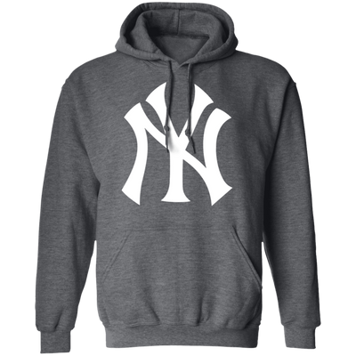 New York Yankees Hoodie - Dark Heather - Worldwide Shipping - NINONINE