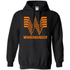 Whataburger Hoodie - Black - Shipping Worldwide - NINONINE