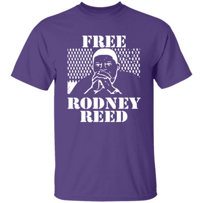 Free Rodney Reed T Shirt - Purple - Worldwide Shipping - NINONINE