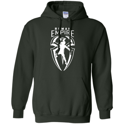 Roman Reigns Hoodie - Forest Green - Shipping Worldwide - NINONINE