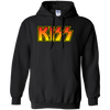 Kiss Hoodie - Black - Shipping Worldwide - NINONINE