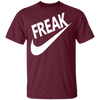 Nike Freak Shirt - Maroon - Worldwide Shipping - NINONINE