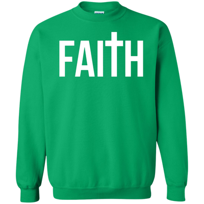 Faith Sweater - Irish Green - Shipping Worldwide - NINONINE