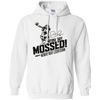 You Got Mossed Hoodie - White - Shipping Worldwide - NINONINE