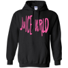 Juice Wrld Hoodie V2 - Black - Shipping Worldwide - NINONINE