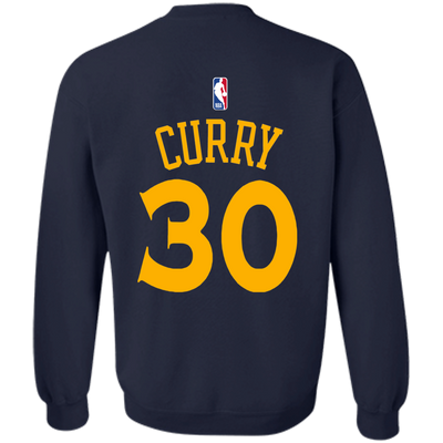 Stephen Curry 30 Sweater - Navy - Shipping Worldwide - NINONINE