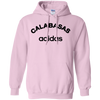 Calabasas Adidas Hoodie - Light Pink - Shipping Worldwide - NINONINE