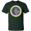 Fake Presidential Seal Shirt - Forest - Shipping Worldwide - NINONINE