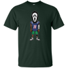Scary Terry Shirt V4 - Forest - Shipping Worldwide - NINONINE