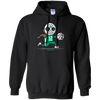 Scary Terry Hoodie V3 - Black - Shipping Worldwide - NINONINE