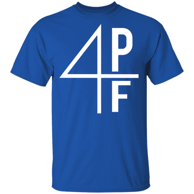 4pf Shirt - Royal - Shipping Worldwide - NINONINE