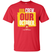 Our Crew Our October Shirt