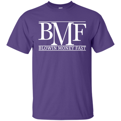 Bmf Shirt - Purple - Shipping Worldwide - NINONINE