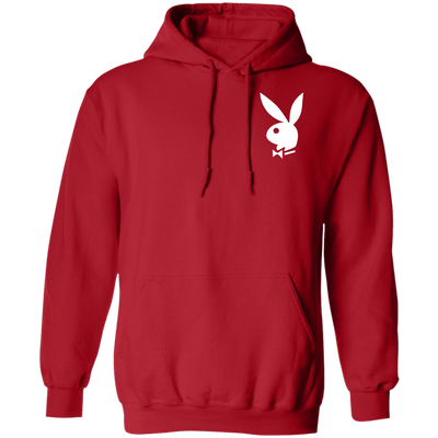 Playboy Bunny Hoodie - Red - Worldwide Shipping - NINONINE