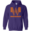 Whataburger Hoodie - Purple - Shipping Worldwide - NINONINE