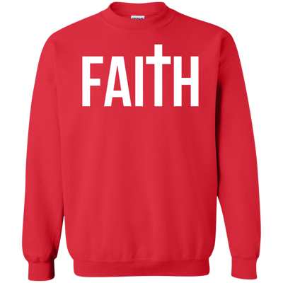Faith Sweater - Red - Shipping Worldwide - NINONINE