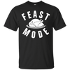 Feast Mode Shirt - Black - Shipping Worldwide - NINONINE