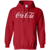 Coca Cola Hoodie - Red - Shipping Worldwide - NINONINE