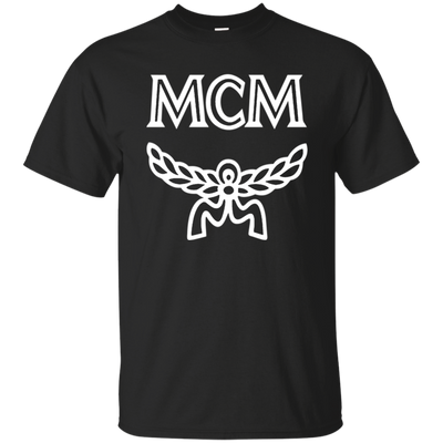 MCM 2018 Shirt - Black - Shipping Worldwide - NINONINE