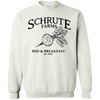 Schrute Farms Bed And Breakfast Est 1812 Sweater - White - Shipping Worldwide - NINONINE