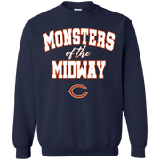Monsters Of The Midway Sweater
