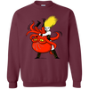 Bull Nakano Sweater 2 - Maroon - Shipping Worldwide - NINONINE