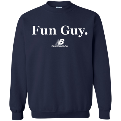 New Balance Fun Guy Sweater - Navy - Shipping Worldwide - NINONINE