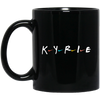 Kyrie Friends Mug - Black - Shipping Worldwide - NINONINE
