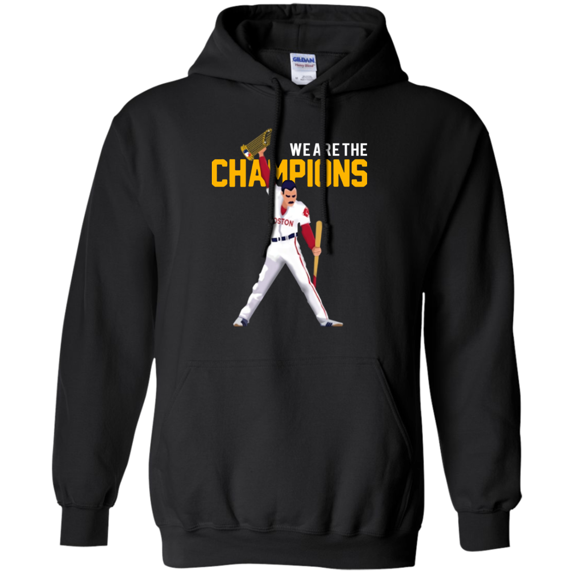 We Are The Champions Hoodie