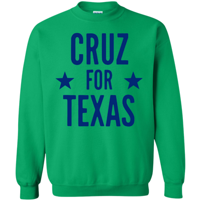 Ted Cruz Sweater - Irish Green - Shipping Worldwide - NINONINE
