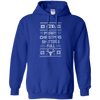 Shitters Full Hoodie - Royal - Shipping Worldwide - NINONINE