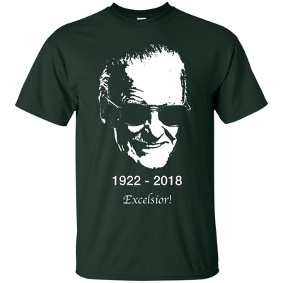 Stan Lee Shirt - Forest - Shipping Worldwide - NINONINE