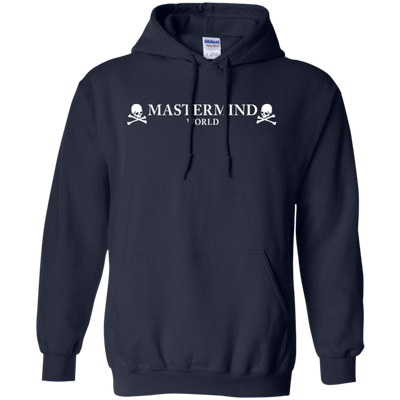 Mastermind World Hoodie - Navy - Shipping Worldwide - NINONINE