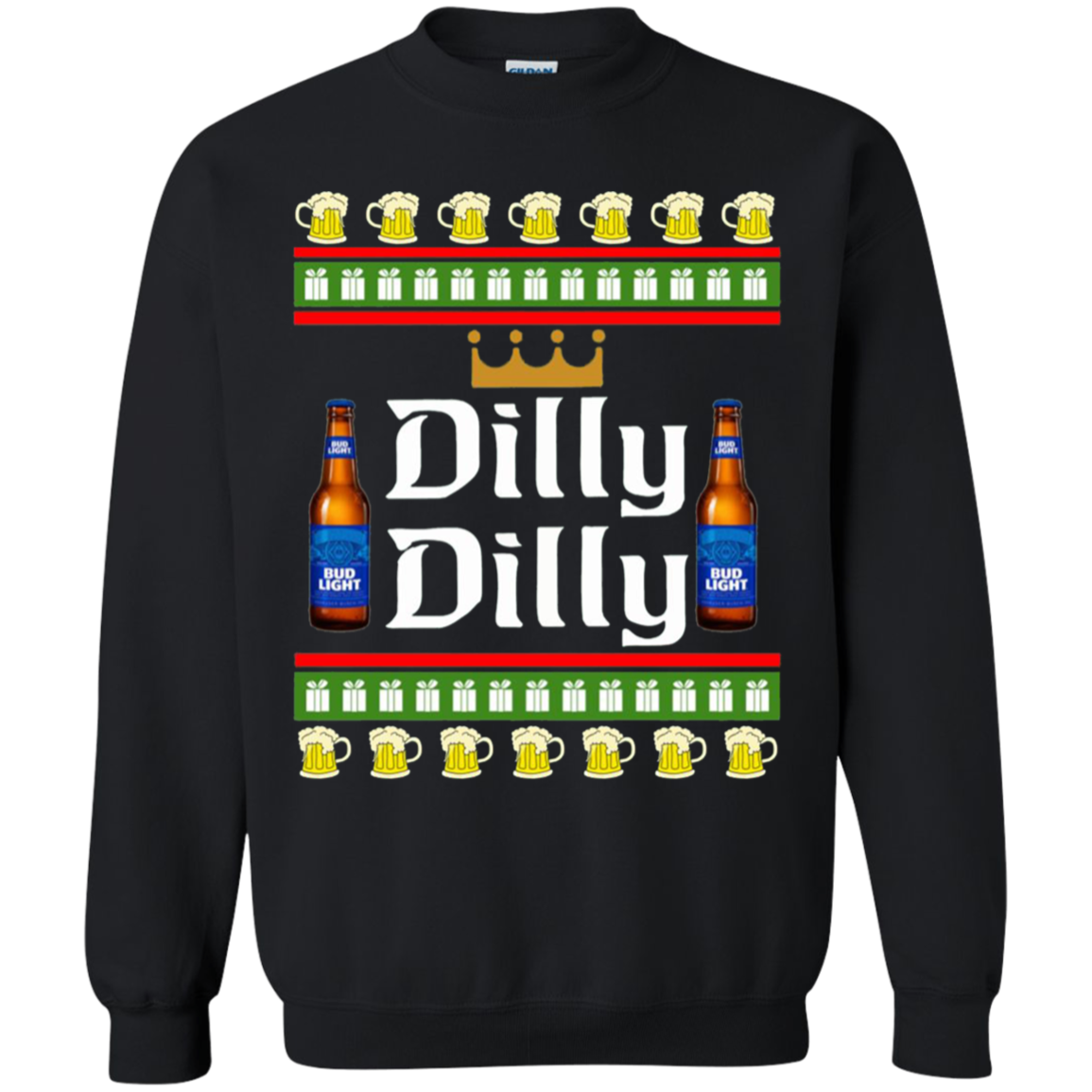 Christmas Dilly Dilly Sweater Sweatshirt