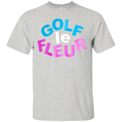 Golf Le Fleur Shirt - Ash - Shipping Worldwide - NINONINE