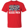 Patriots Boogeymen Shirt - Red - Worldwide Shipping - NINONINE