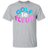 Golf Le Fleur Shirt - Sport Grey - Shipping Worldwide - NINONINE