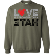 Love Is Stronger Than Hate Sweater