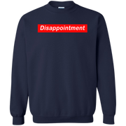 Disappointment Sweater