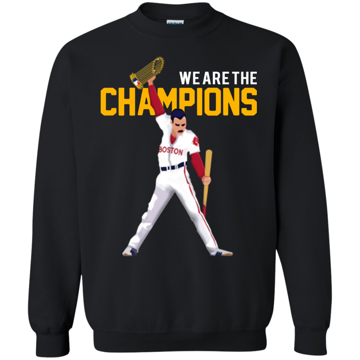 We Are The Champions Sweatshirt