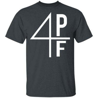 4pf Shirt - Dark Heather - Shipping Worldwide - NINONINE