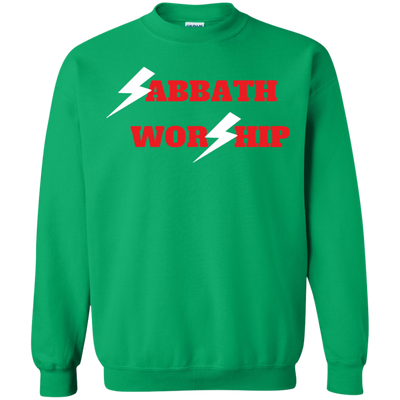 Sabbath Worship Sweater - Irish Green - Shipping Worldwide - NINONINE