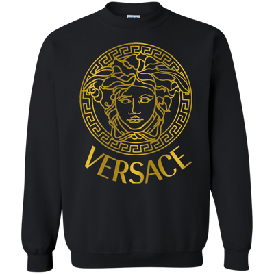 Versace Sweatshirt - Black - Shipping Worldwide - NINONINE