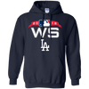 Dodgers World Series Hoodie - Navy - Shipping Worldwide - NINONINE